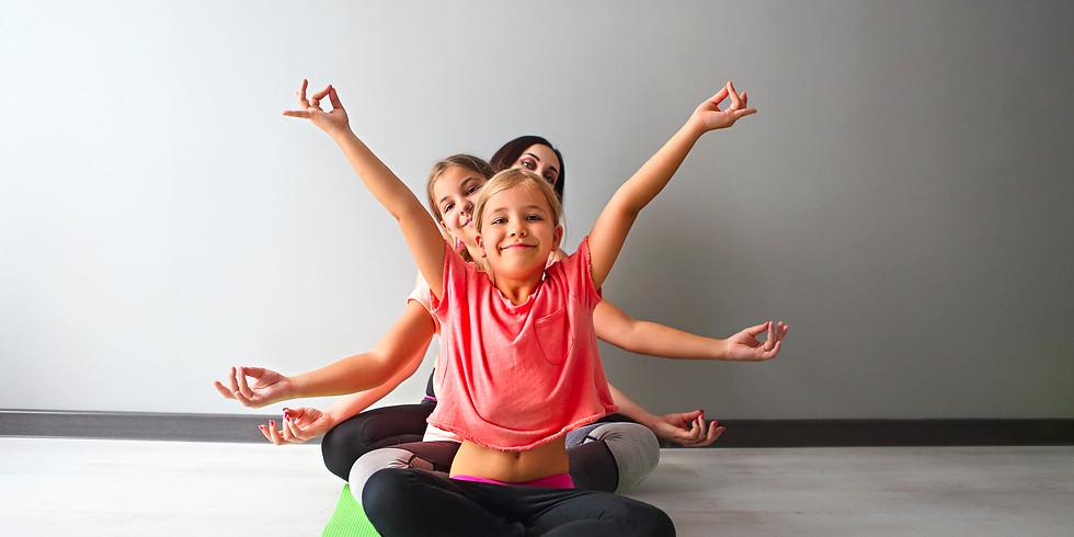 Kids Yoga & Mindfulness Teacher Training Course with Janine Hurley