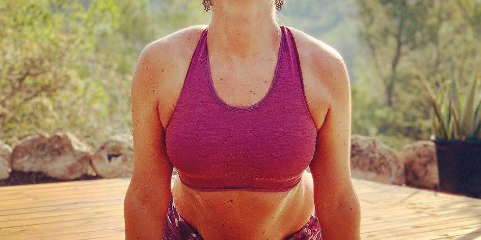 Vinyasa Flow & Yin Essentials Retreat with Tracey Oakes In Ibiza