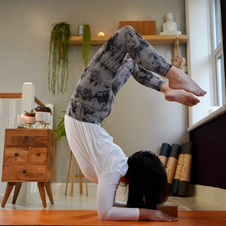 Introduction Into Arm Balances with Madeline Diaz Meiners