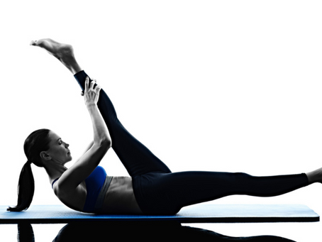 Hot Pilates - coming to Trybe!
