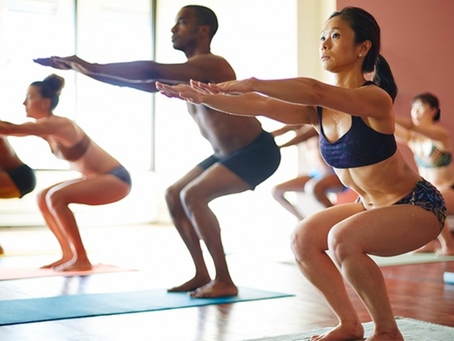 Bikram: what's all the fuss about?
