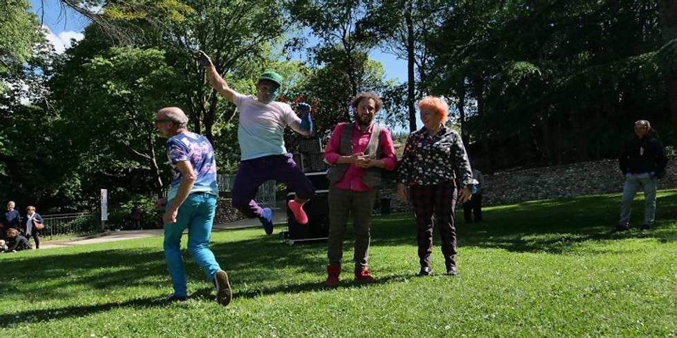 Nouvelles de Noone (four Bodies) / à Toulouse avec ARTO et CDCN Place de la Danse