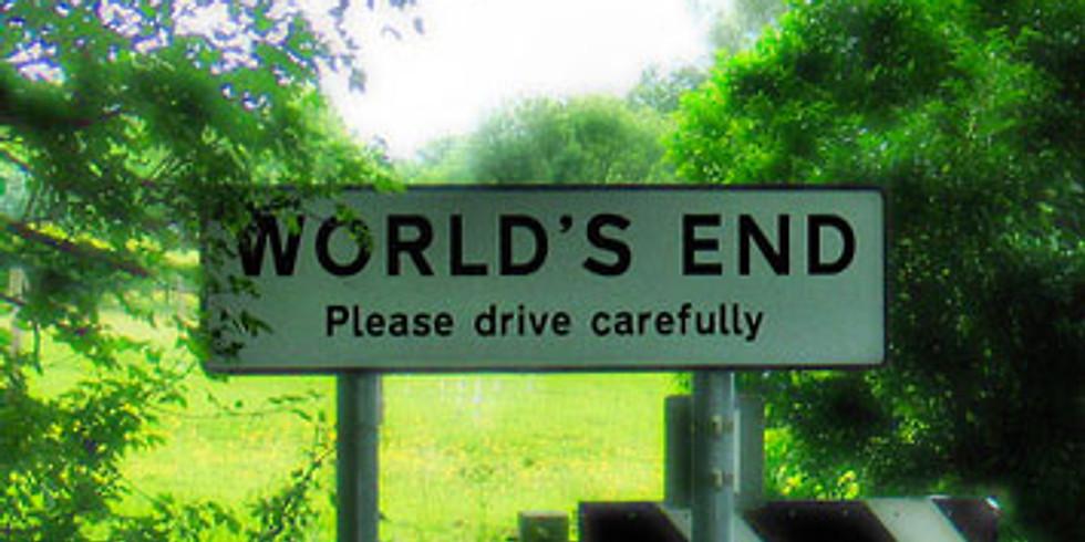 La fin du Monde...  à TRANSFERT