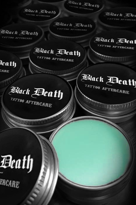 Black Death Aftercare 2 oz
