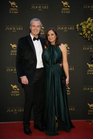 Priscilla and Stefan Schonell - Zoofari Gala 2019