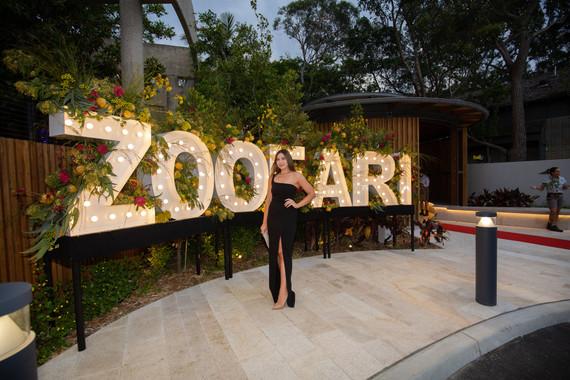 Emily Lloyd - Zoofari Gala 2019