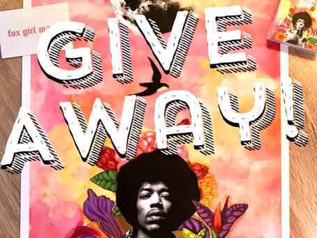 *Give Away, Abundance & Shoe Magic