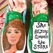 She Belongs Amongst the Stars