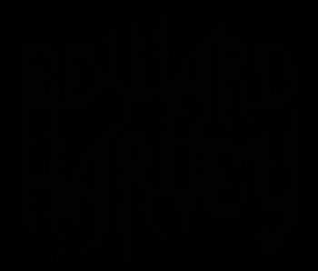 Edward Harvey black text logo.png
