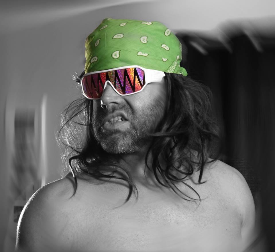 Stefan Auton as 'Macho Dan'