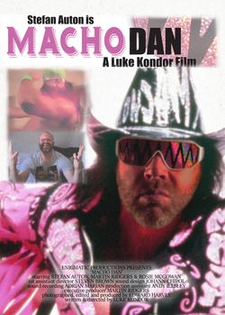 MACHO DAN poster 2