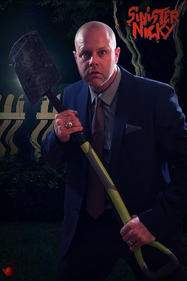 Stefan Auton as 'Bill'