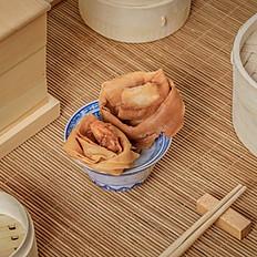 Fried Jumbo Shrimp Wontons 炸鮮蝦雲吞