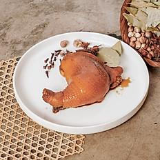 Authentic Papa Brine Chicken Quarter 爸爸滷味雞脾