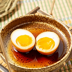 Liquid Gold Brine Egg 秘製糖心陳年滷水蛋