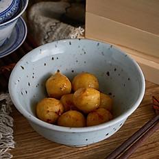 Curry Fish Balls 咖喱魚蛋