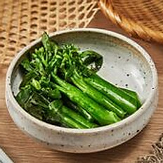 Steamed Organic Vegetables