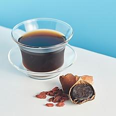 Essence of Double Boiled Black Garlic & Sea Conch Soup 黑蒜螺頭燉湯