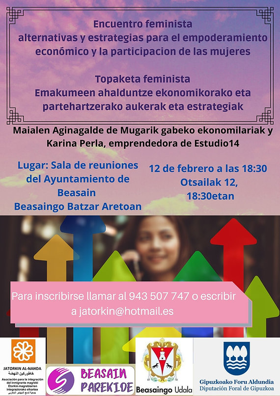 Encuentro feminista alternativas y estra