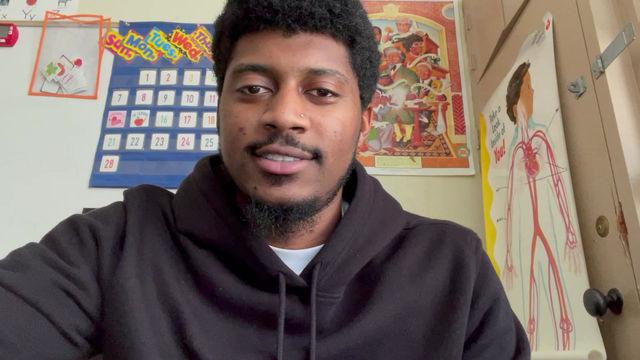 Mr. Kam - 3rd Grade TA
