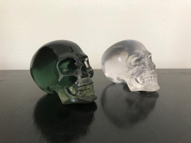 Resin Skulls