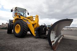 North Country Loader With Blade