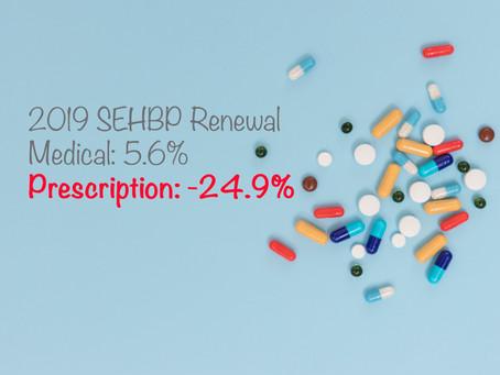 SEHBP 2019: Final Rate Renewal