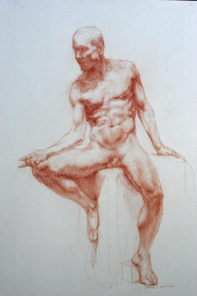 Michelangelo's Hand