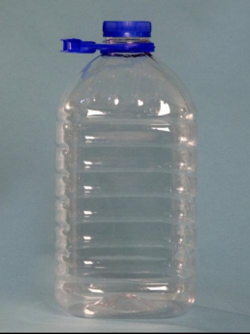 Бутылка 4 л, 48 мм