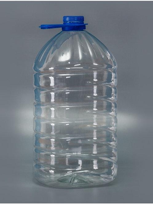 Бутылка  5 л, 38 мм