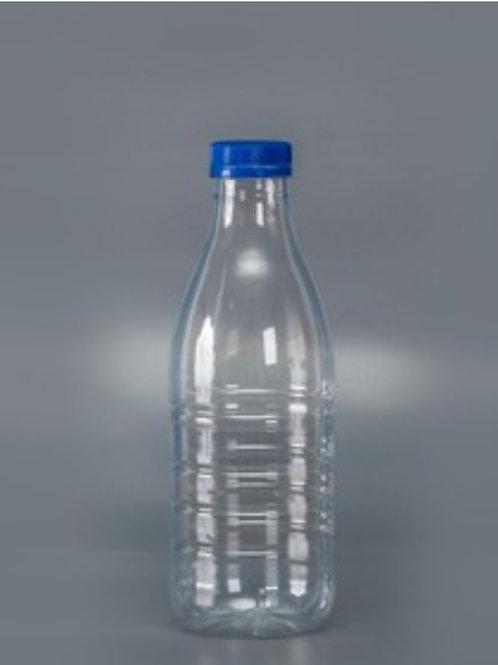 Бутылка молочная 0,275 л прозрачная