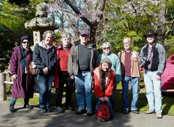 HPNC Cherry Blossom Ginko 2011