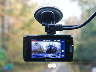 Tip for the week - Dash cams