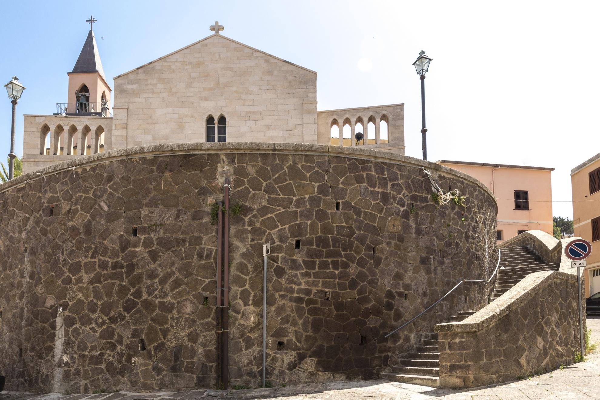 San Basilio - Sennori