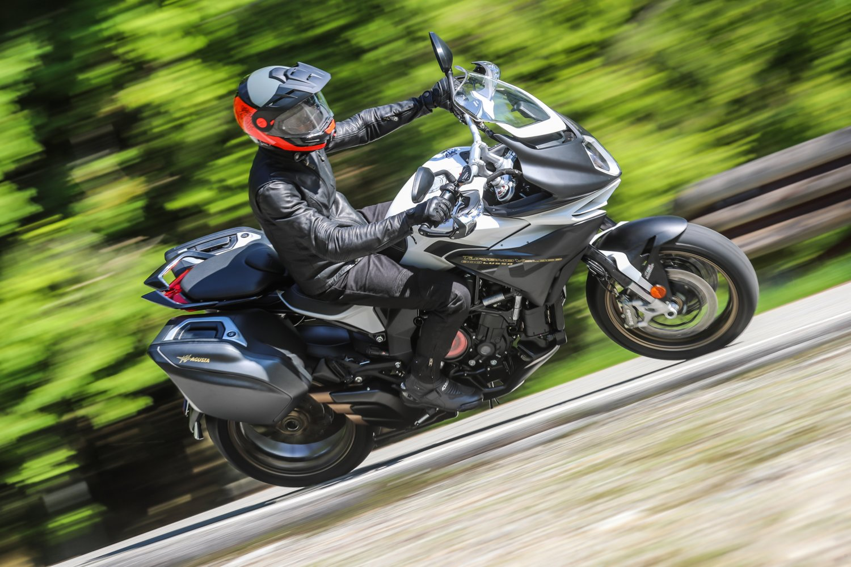 motociclismo turistico