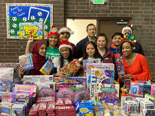Love My Neighbor Foundation 2019 Toy Giveaway