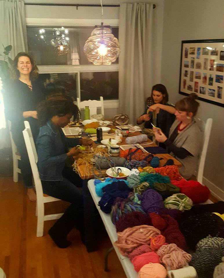 Creative Ladies Meet-up, Montreal