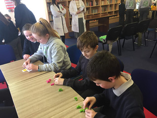 Science Week at Davitt College