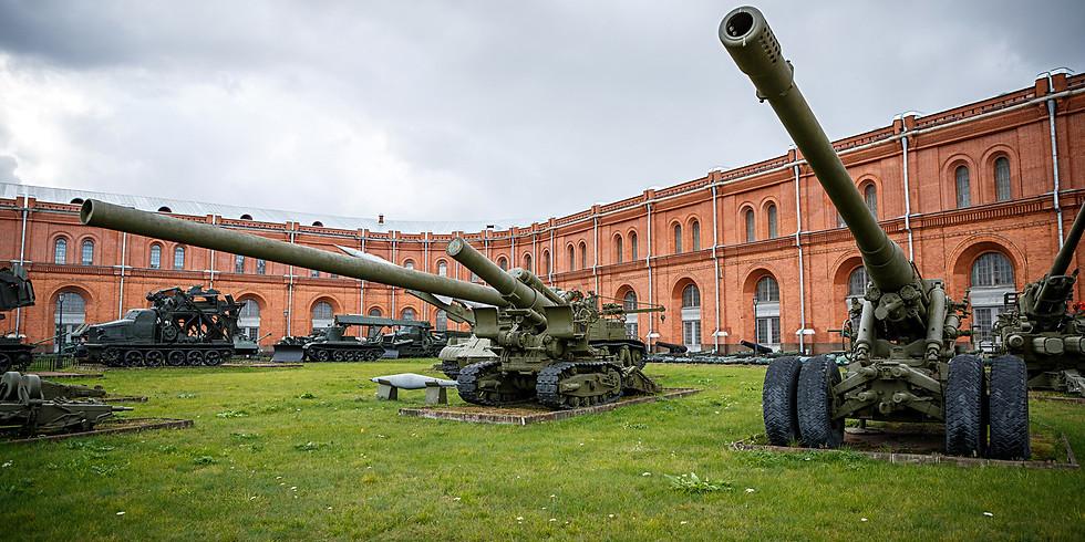 Военные музеи Москвы