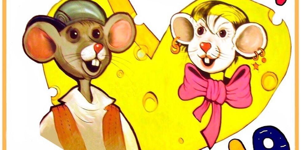 "Спектакль ""Все мыши любят сыр"""