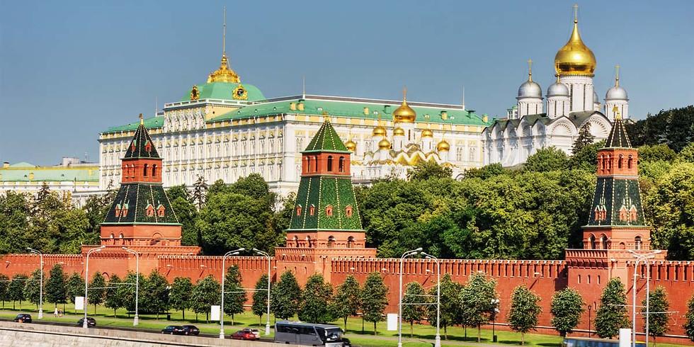 Москва история в картинках