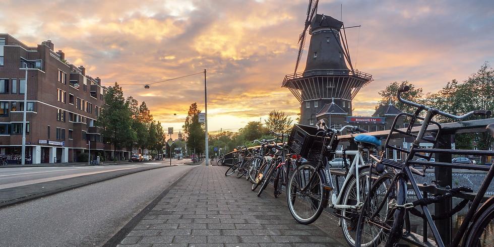 Один день из жизни голландца (часть 1)