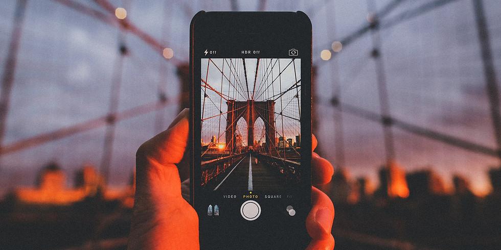 «Снимаем о культуре – как сделать красивый кадр?»