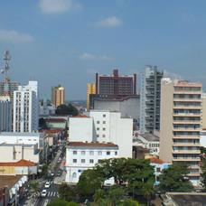 Centro - Visto da Praça da República.