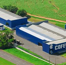 Cofevar - Comércio de Ferro e Aço - Rodovia Washington Luis - Km 385- Parque Industrial.