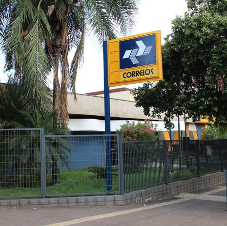 Empresa Brasileira de Correios e Telégrafos - Rua Maranhão, 940 - Centro.