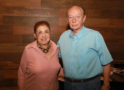 Leda e Guilherme Leguth