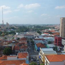 Centro - Visão geral - Rua Alagoas.
