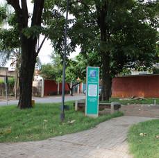Praça José Eleutério - Parque Iracema.