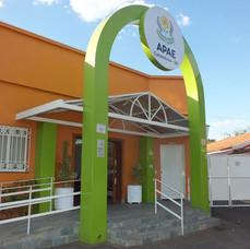 Associação dos Pais e Amigos dos Excepcionais - APAE - Rua Anuar Pachá, 200 - Parque Joaquim Lopes.